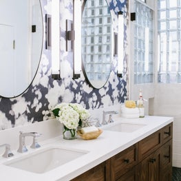 Master bath in Presidio Heights, SF gets a makeover!