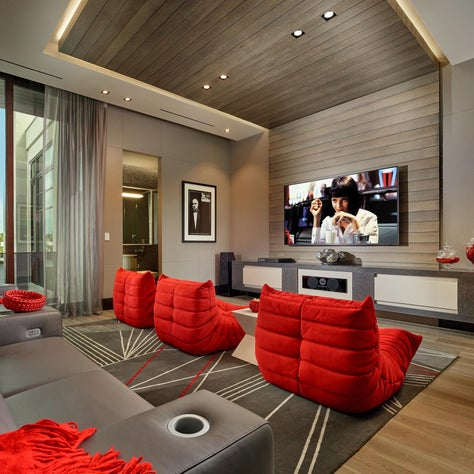 Intracoastal Media Room
