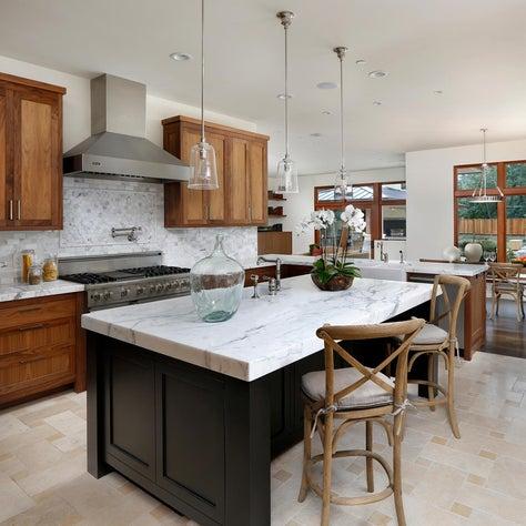 Zen Retreat Residence | Kitchen