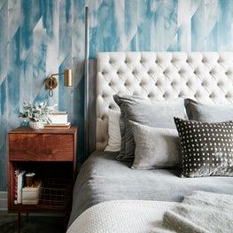 Dumbo Loft, Master Bedroom Retreat with Custom Bed
