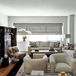 Park Avenue Apartment | Living Room
