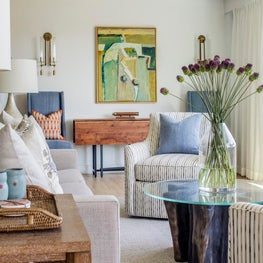 Lighthouse Bay- Living Room