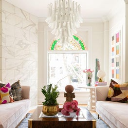 Lincoln Park Charmer with color and elegance and a big dash of vintage