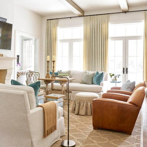 Wade Hampton Family Room
