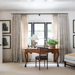 Bedroom Office, Lounge