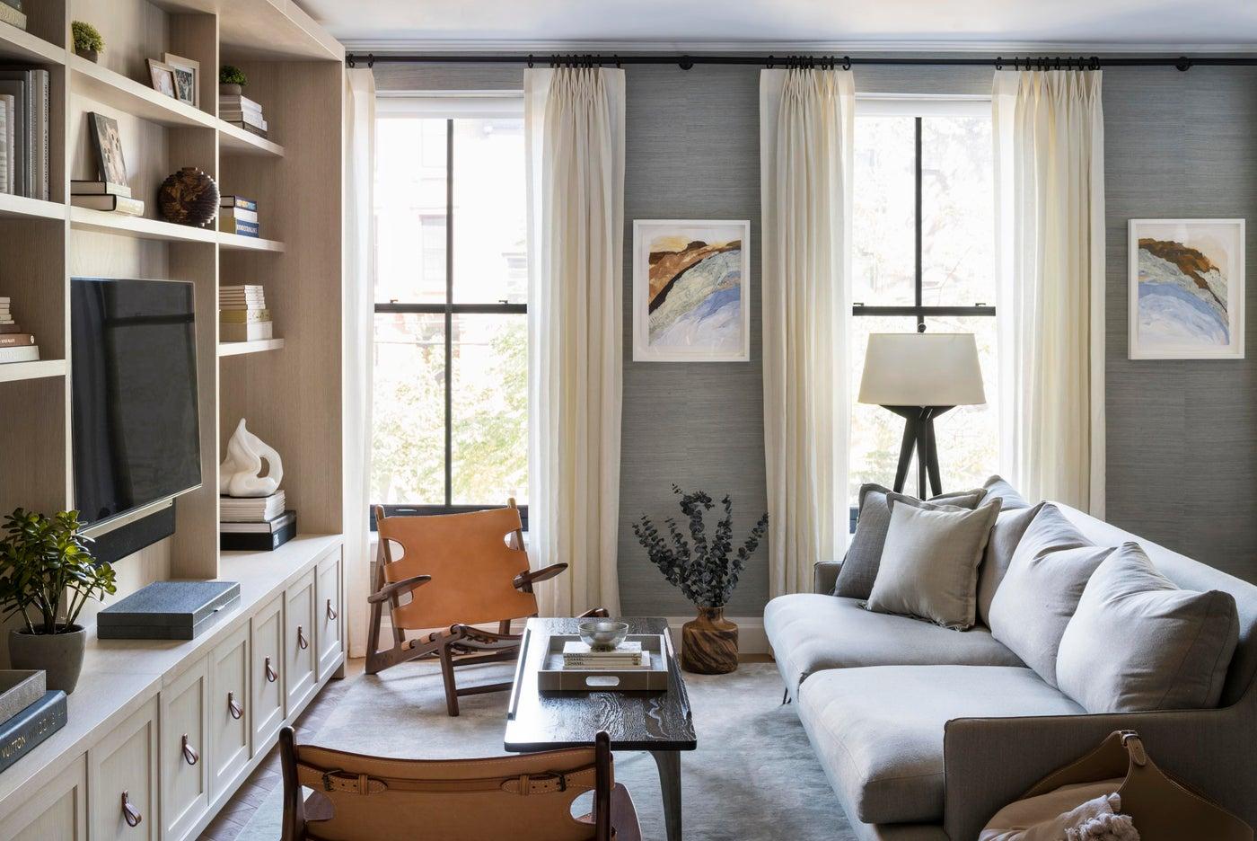 Carroll Gardens Living Room