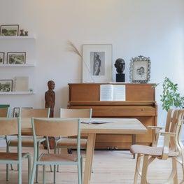 Tribeca Loft  | Music Nook