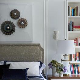 Greenwich Village NYC Apartment, Master Bedroom