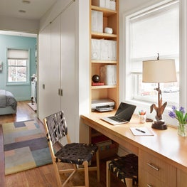 Park Slope Row House - Master suite
