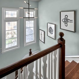 Timeless Rehab Staircase