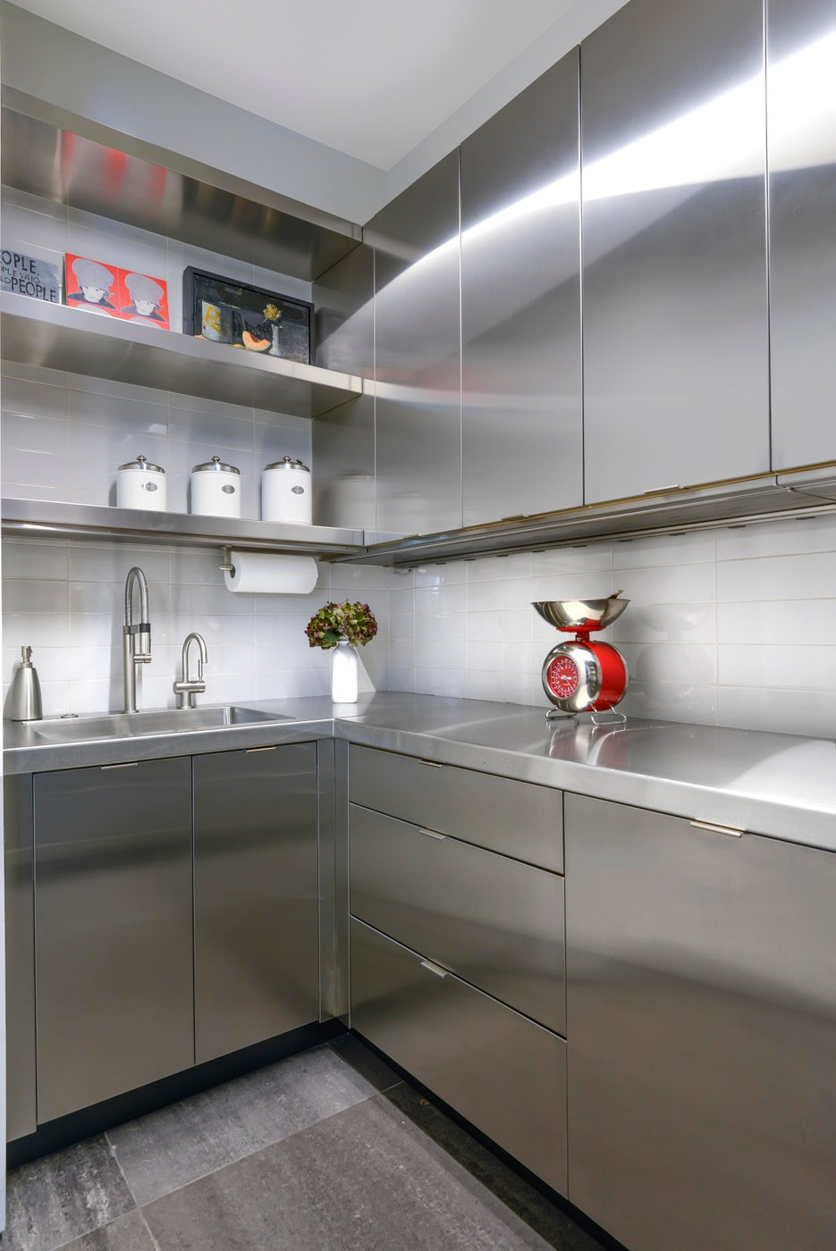 Highland Park Modern, Chef's Pantry