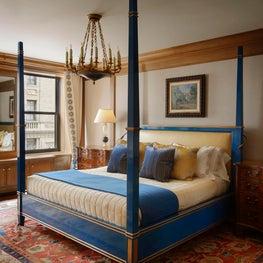 New York Merinoff Apartment Bedroom