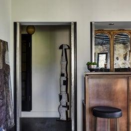 Old Hollywood Penthhouse - Custom Bar