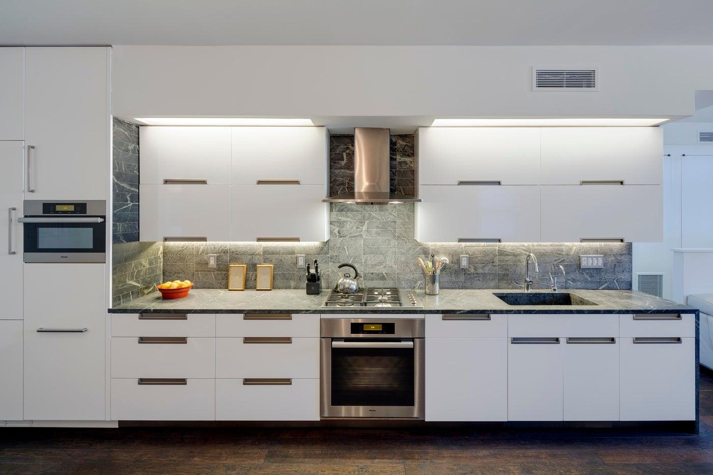 West Village Residence Kitchen