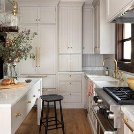 Phinney Ridge Craftsman kitchen