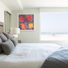 Hermosa Beach Strand House Bedroom