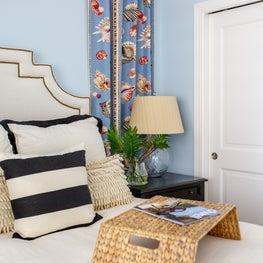Coastal Condo Renewal Guest Bedroom
