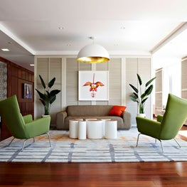 18 Park - Lounge