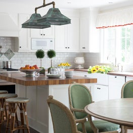 A Charming Kitchen and Dining Room