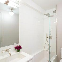 Grammercy Park Residence Bathroom