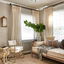 Traditional Home Magazine Napa Showcase House. Design by Erinn V. Design Group.  Neiman Desk by Erinn V.