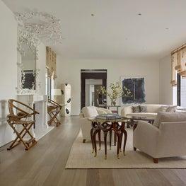 Living Room - Bel Air Estate