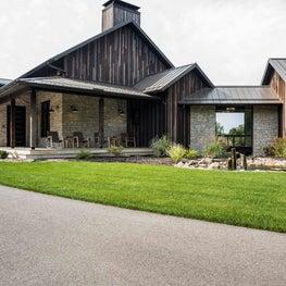 Modern Farmhouse Exterior