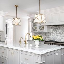 Amanda Reynal Interiors Kitchen