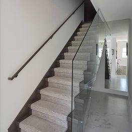 Wilmette Modern Home, Staircase