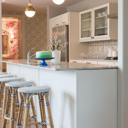La Patisserie Kitchen - Pastels + Cafe Design