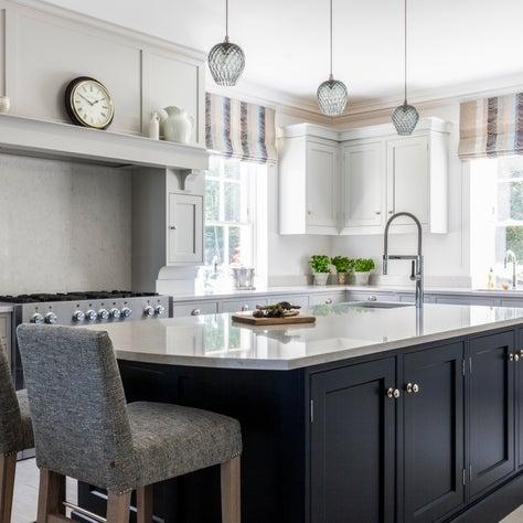 Sims Hilditch Oxfordshire Hall Kitchen