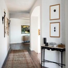 La Jolla Hallway
