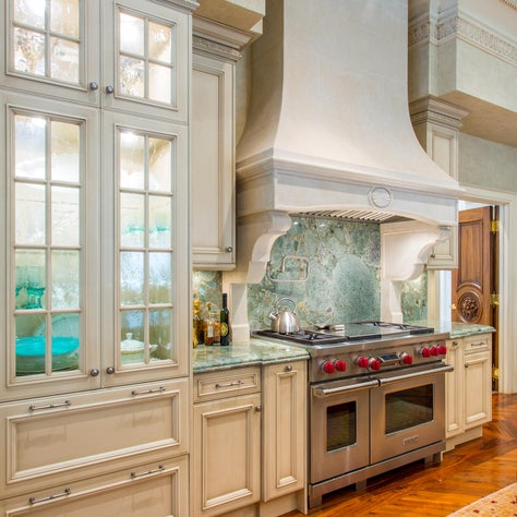 Mobile Country Club Renovation - Design Kitchen