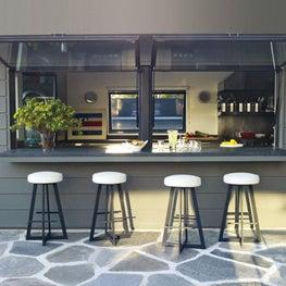 Outdoor Bar Area - Malibu Shore