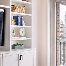 Upper West Side Living Room