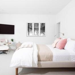 Hampton's Bedroom