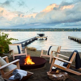 Lake Washington - Private Beach