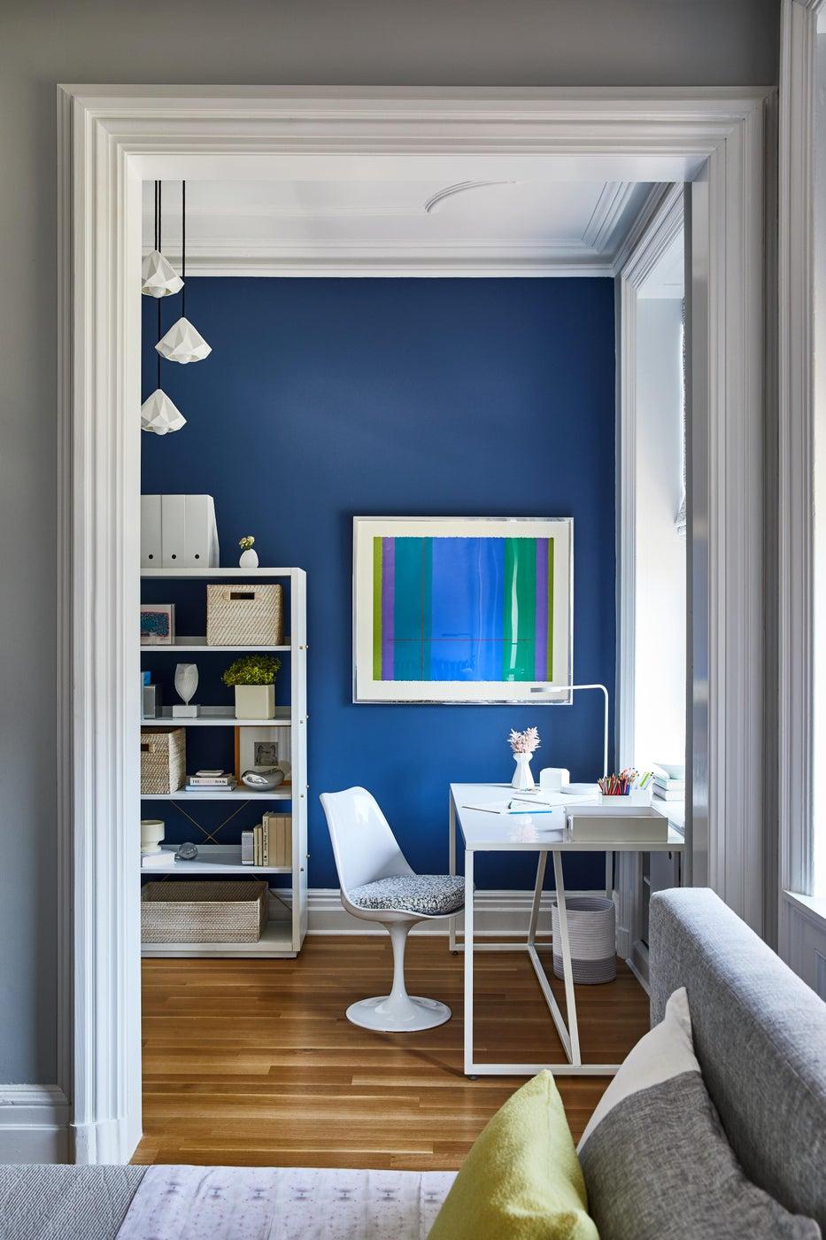 Hudson Street Brownstone I Kid's Room | Workspace
