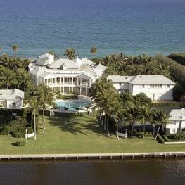 Palm Beach estate
