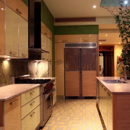 Union Square Duplex--Kitchen