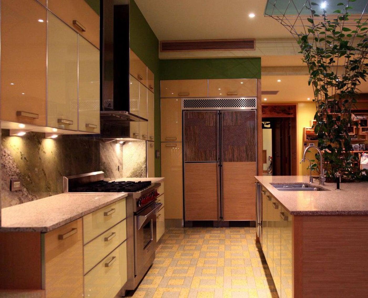 Union Square Duplex--Kitchen