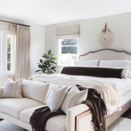 Serene California Master Bedroom Retreat