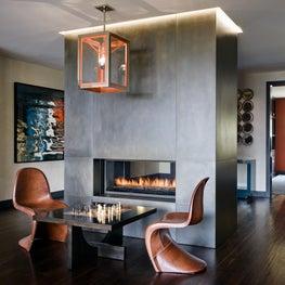 Modern Natural- Living Room