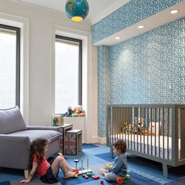 """Next Generation"" - UWS Apartment, Boy's Bedroom"