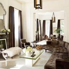 Esplanade Avenue Residence - Living Room