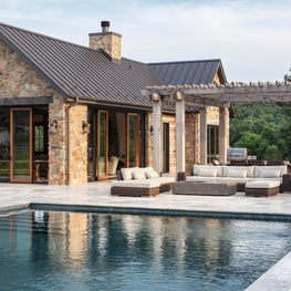 Thornton River Pool House