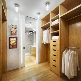 Central Park Master Bathroom-Dressing Room Remodel