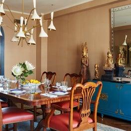 5th Avenue Duplex- Dining Room
