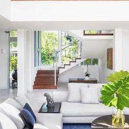 Organic Modern Living room