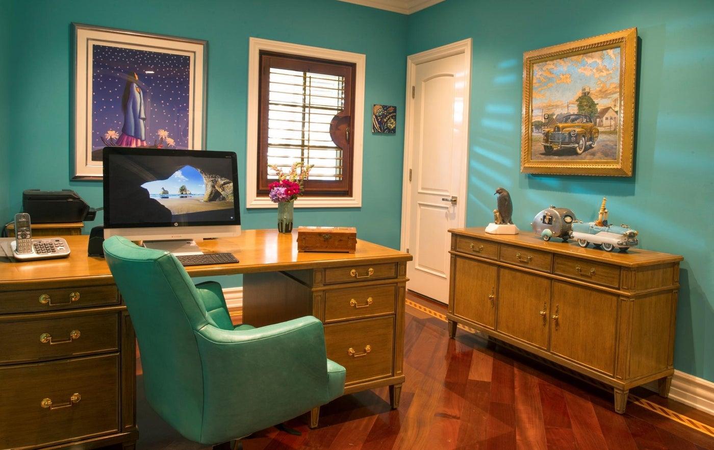 Redondo Beach Home Office